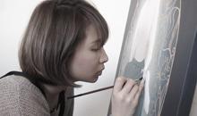画家 木綿花
