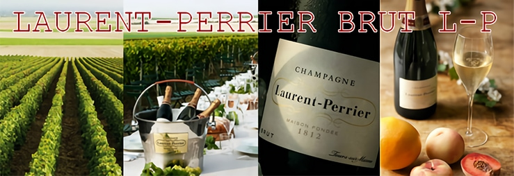 LAURENT-PERRIER ULTRA BRUT L-P