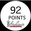 ロバートパーカー WINE ADVOCATE 92ポイント