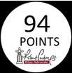 ロバートパーカー WINE ADVOCATE 94ポイント