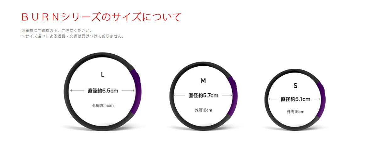 【C-PRIME BURN】シリコン製でスポーツ向けのパフォーマンスリストバンド!