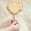 ハートを開き、愛を与える
