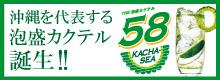 沖縄を代表する泡盛カクテル誕生