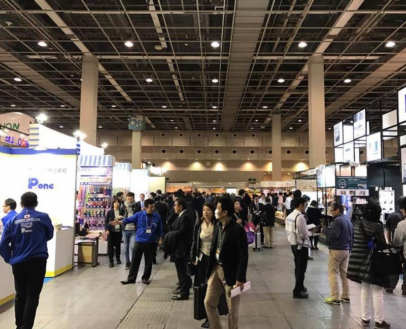 ジャパンペットフェア2017会場の様子