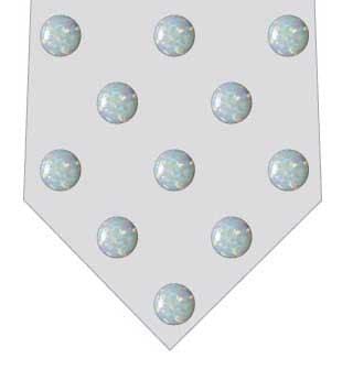 誕生石(10月オパール)の写真