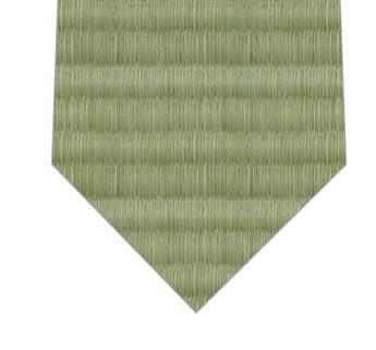 新しい畳ネクタイの写真