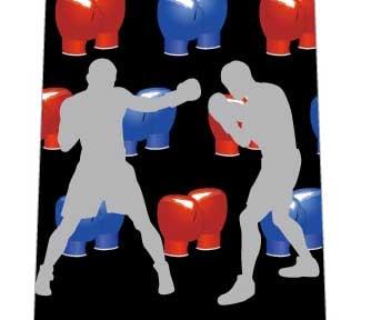ボクシングネクタイの写真