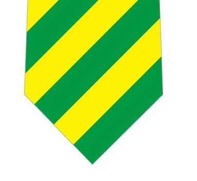 ブラジルカラーストライプネクタイの写真