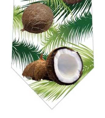 ココナッツネクタイ(白)の写真