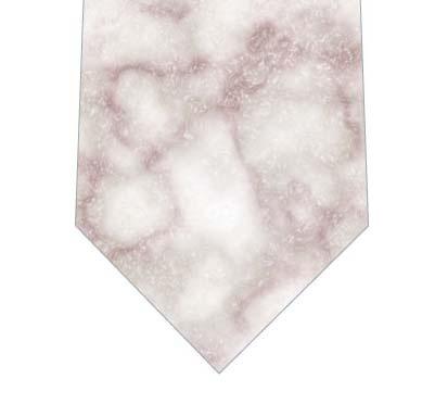 大理石柄ネクタイの写真