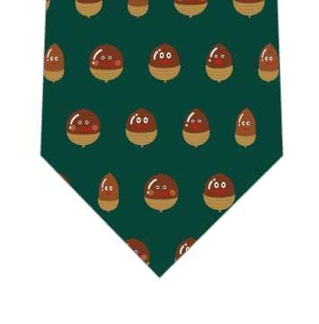 どんぐり君ネクタイの写真