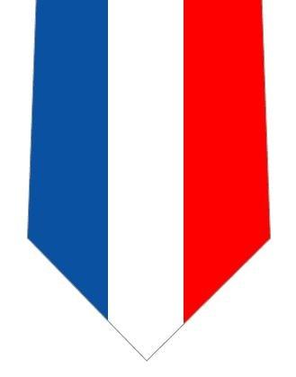 フランスネクタイの写真