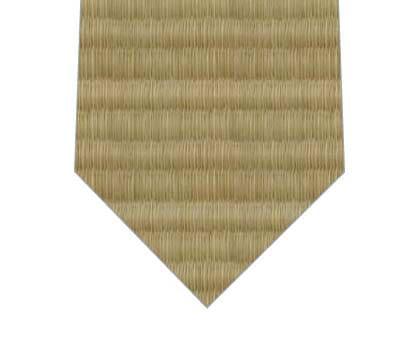 古い畳ネクタイの写真