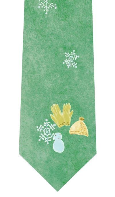 冬の香りネクタイの写真