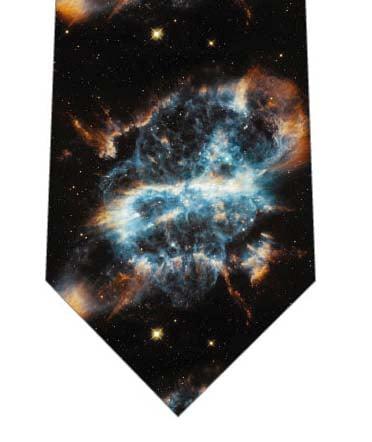 銀河ネクタイの写真