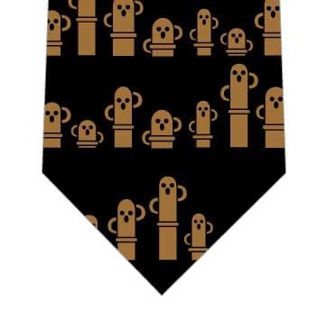 埴輪ネクタイの写真