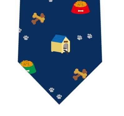 犬小屋ネクタイの写真
