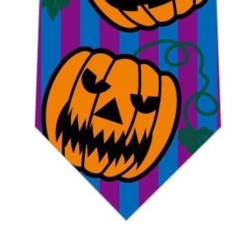 かぼちゃおばけゴロゴロ(青×紫)の写真