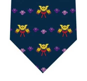兜と菖蒲ネクタイネクタイの写真