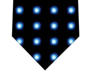 青色LEDネクタイ(小)の写真