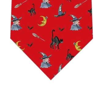 魔女と猫ネクタイの写真