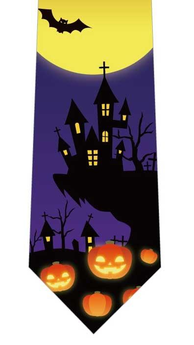 魔女の家ネクタイの写真