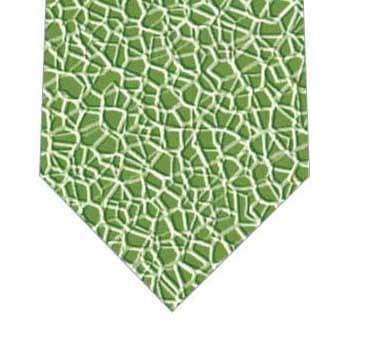メロンの皮ネクタイの写真