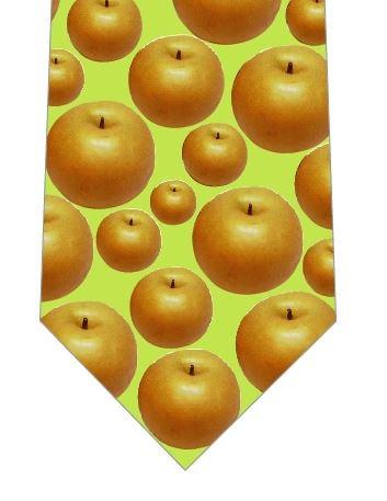 梨ネクタイの写真