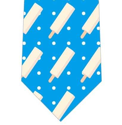 懐かしいアイスネクタイ(青)の写真