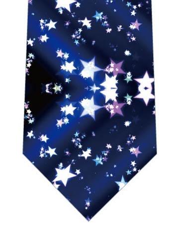 お星さまキラキラネクタイの写真