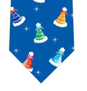 パーティー帽子(青)の写真