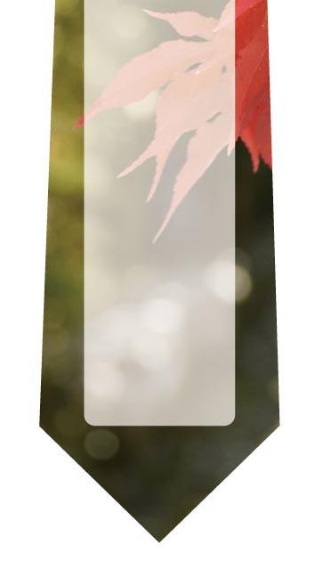 そこで一句ネクタイ(秋)の写真