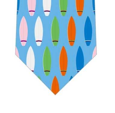 サーフボードネクタイの写真