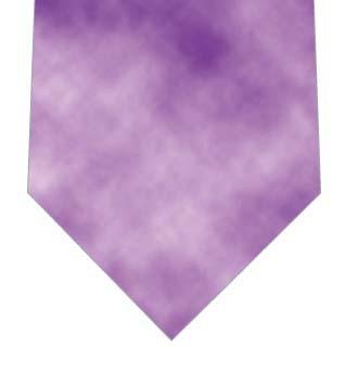 紫タイダイ柄ネクタイネクタイの写真