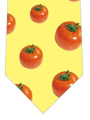 リアルトマトネクタイの写真