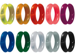 Scissors rings