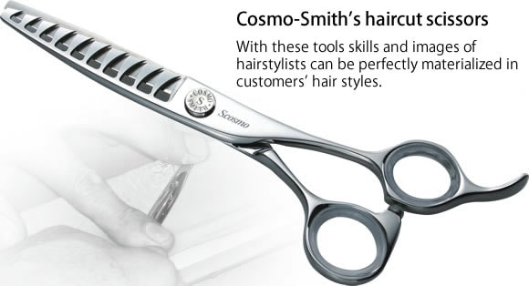 With these tools skills and images of hairstylists can be perfectly materialized in customers' hair styles.