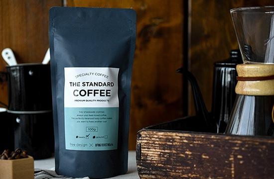 THE STANDARD COFFEE (IFNi×free design)