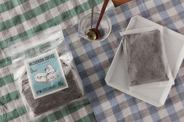 水出しコーヒー (IFNi)