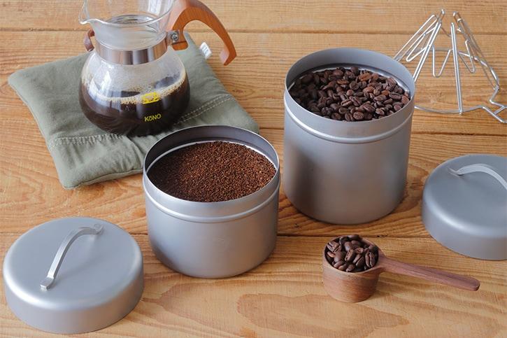 コーヒー 豆 保存 容器 【徹底比較】コーヒーキャニスターのおすすめ人気ランキング22選