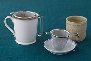 深型茶こし (工房アイザワ)
