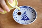 MOOMIN×amabro SOMETSUKE ムーミン×アマブロ−手塩皿−  (amabro)