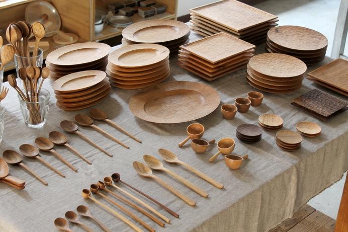 coguの小さな道具の販売会とワークショップ