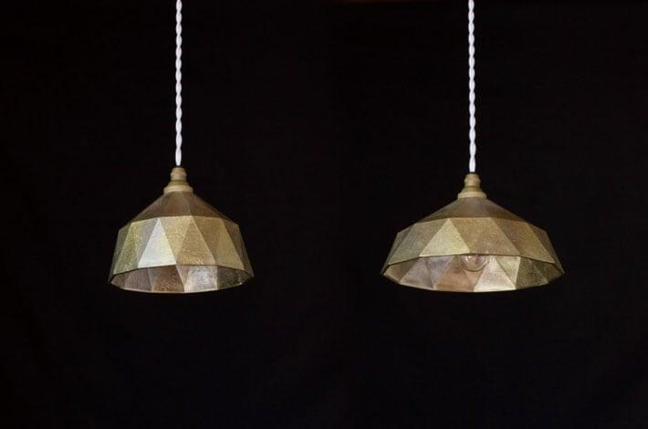 真鍮の箸置き (FUTAGAMI)