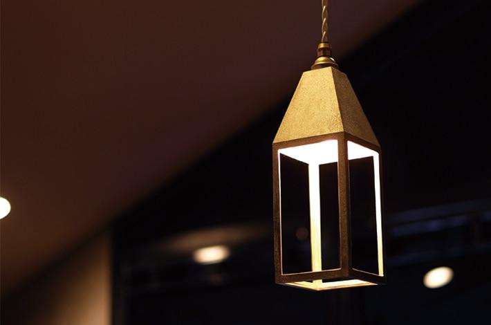 ランタンランプ 吊り型 (FUTAGAMI)