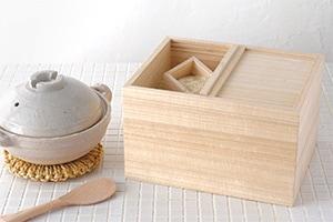 米びつ (東屋)