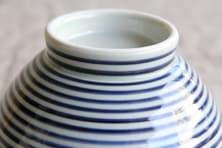 藍駒 茶碗 (BAR BAR)