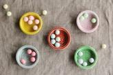色釉手塩皿 (馬場商店)
