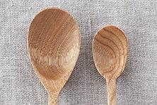木のカトラリー (cogu)