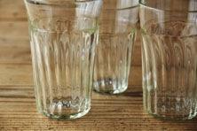 くるみガラス タンブラー (ガラス工房 橙)